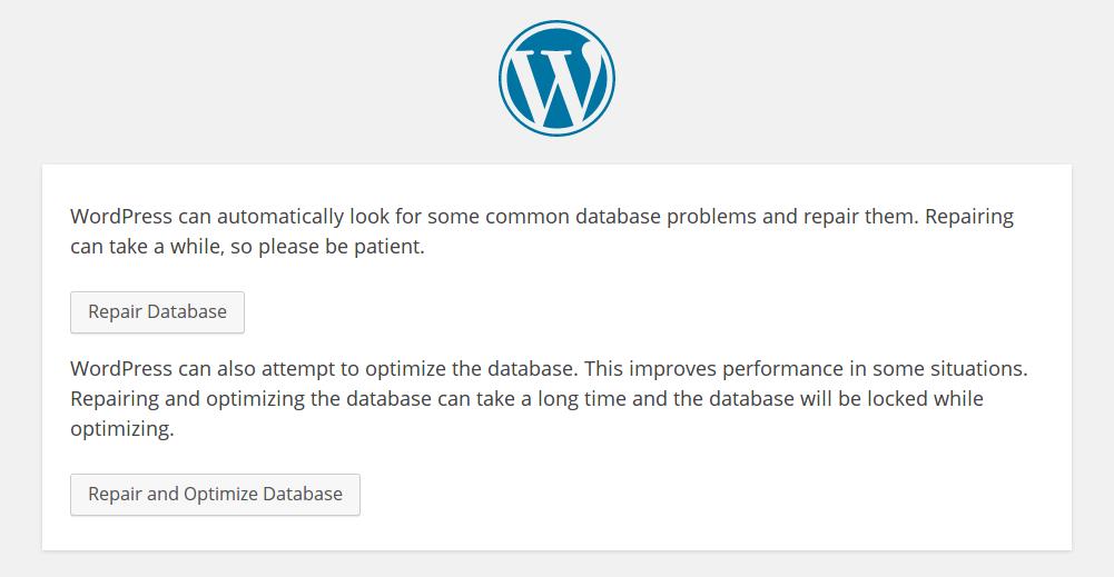 wordpress-database-repair-wordpress-database-connection-error