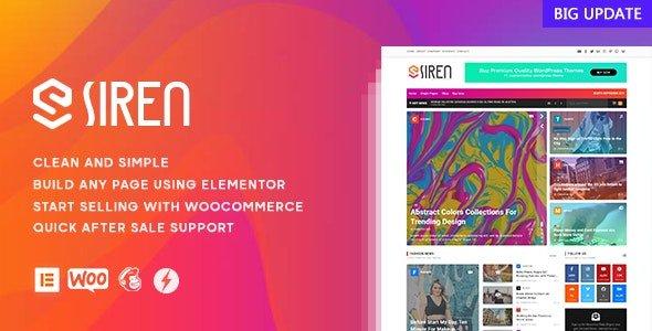15+ Best WordPress Themes for Elementor 3