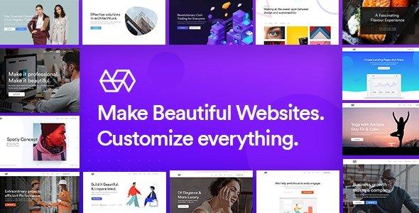 15+ Best WordPress Themes for Elementor 2
