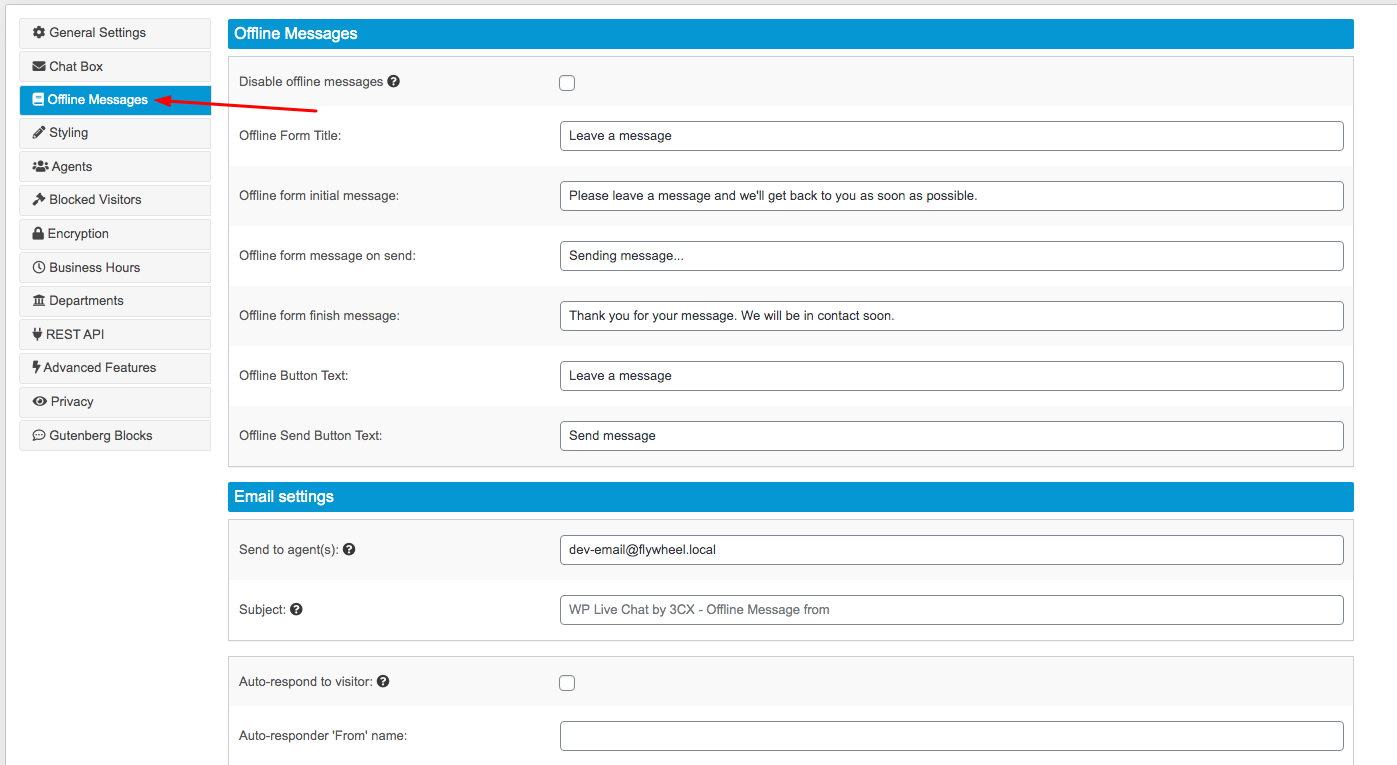 Add Live Chat to Your WordPress Site 5