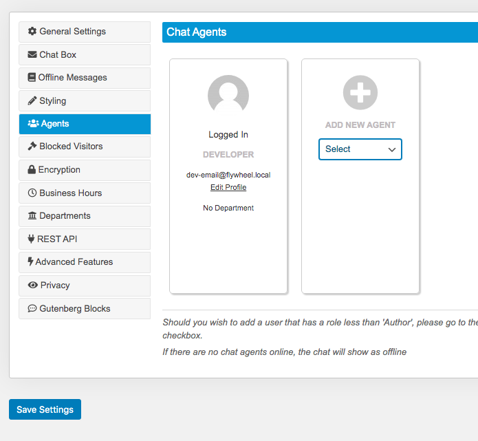 Add Live Chat to Your WordPress Site 6