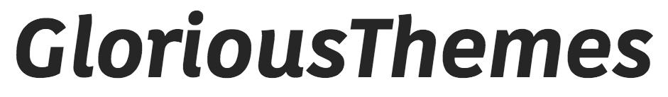 gloriousthemes logo