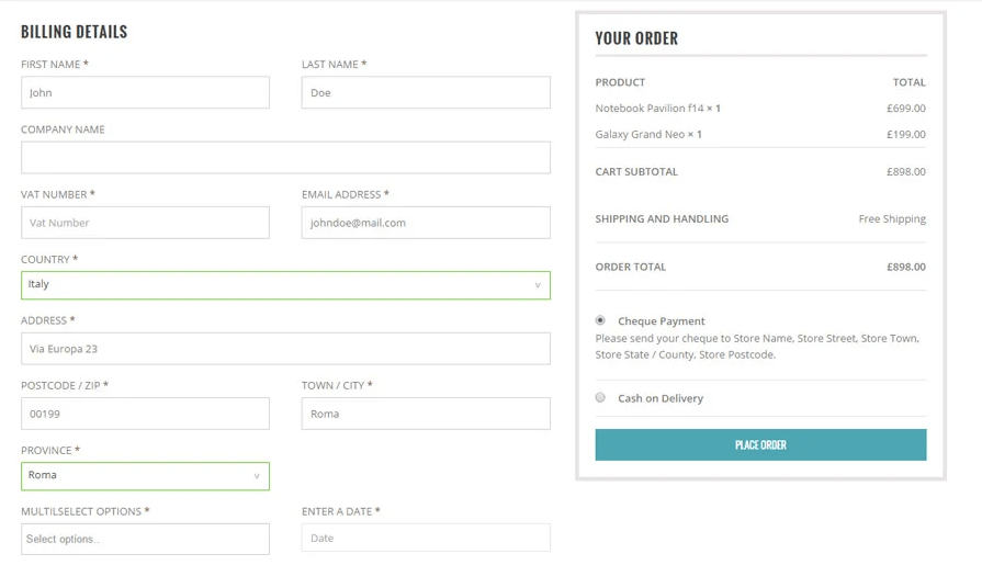 How To Customize WooCommerce Checkout Page  Easily - No Coding 1