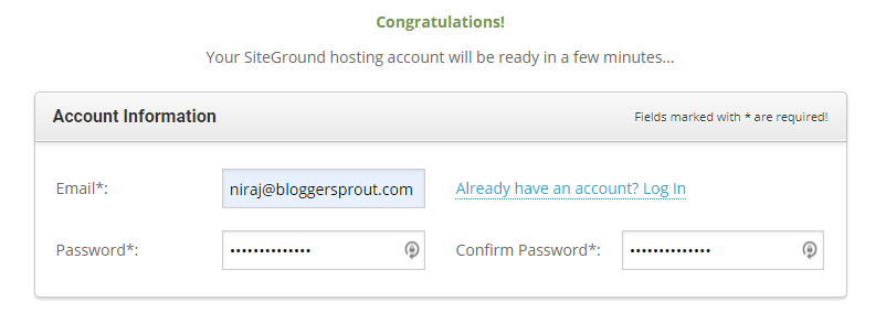 purchase siteground hosting